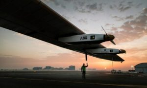 Zasilany energią słoneczną samolot ruszy w podróż dookoła świata