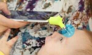 Termometr do wszystkiego działający ze smartfonami
