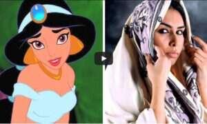 Jak naprawdę wyglądałyby księżniczki Disney'a?