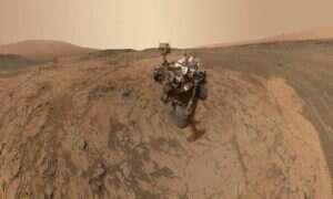 NASA odnalazła na Marsie potrzebne do życia azotany