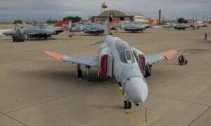 Armia USA będzie trenować z bezzałogowymi F16