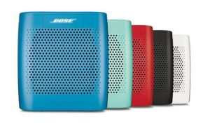 Testujemy przenośny głośnik BOSE SoundLink Colour