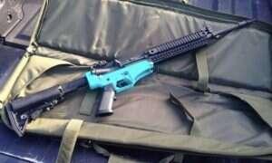 Broń wydrukowana w 3D potrafiąca strzelać pociskami standardu NATO