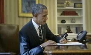 Obama ograniczy wydzielanie dwutlenku węgla przez agencje rządowe o 40%