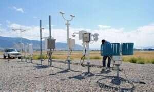 Drukowane stacje meteorologiczne już w cenie 200 dolarów