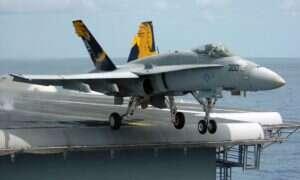 Elektromagnetyzm zastąpi w US Navy katapulty parowe