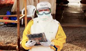 """Google przedstawia """"odporny"""" na Ebolę tablet"""