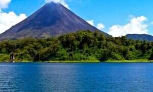 Kostaryka napędzana wyłącznie energią odnawialną przez 75 dni