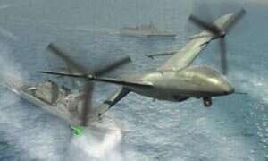 W przyszłości to drony będą patrolować oceany