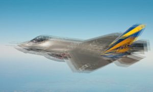 Błąd oprogramowania w myśliwcach F-35