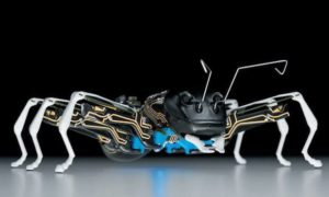 Niemiecka firma prezentuje współpracujące bioniczne mrówki