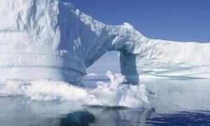 Lód na Oceanie Arktycznym najmniejszy od lat