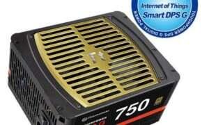 Test zasilacza Thermaltake Toughpower DPS G 750W
