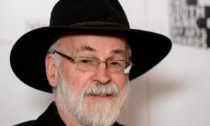 Terry Pratchett umiera w wieku 66 lat
