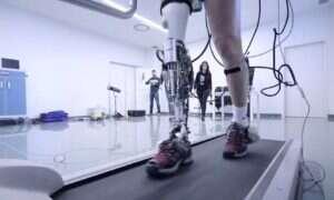 Cyberlegs dziarsko wchodzą na rynek cybernetycznych protez