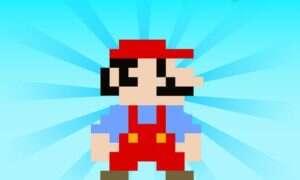 Dlaczego Mario nie biegnie w lewą stronę?