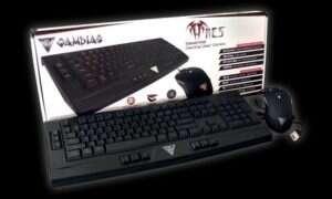 Test zestawu Gamdias Ares Essential Combo