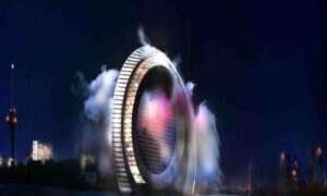 Ogromna turbina wiatrowa, w której będzie można… zamieszkać