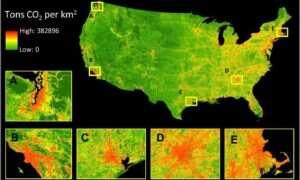 Kierowcy z wielkich aglomeracji generują więcej CO2 niż myśleliśmy