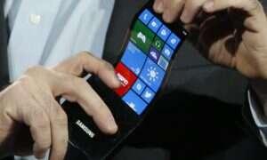Samsung opatentował smartfon który może przeobrazić się w bransoletkę