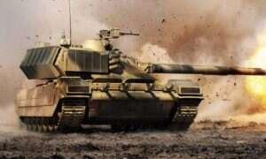 Rzut okiem na rosyjski czołg Armata