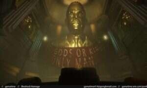 Oto pierwszy BioShock odtworzony w CryEngine 3