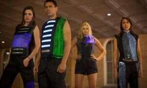 Moda w natarciu: ubrania jarzące się w rytm muzyki