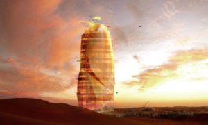 Na Saharze powstanie pionowe miasto?