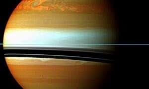 Odkryto źródło ogromnych burz na Saturnie
