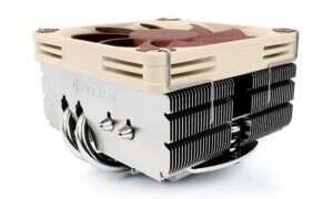 Test chłodzenia Noctua NH-L9x65