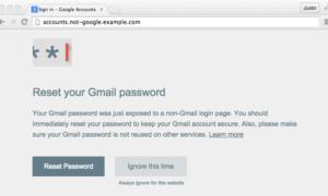 Google Chrome otrzyma rozszerzenie, które będzie ostrzegać o phishingu