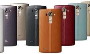 Z LG wyciekły informacje o smartfonie G4. Skóra lub plastik.