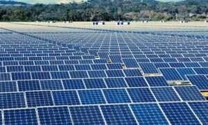 Brazylia buduje pływającą farmę energii słonecznej