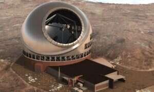 Rdzenni Hawajczycy protestują przeciw budowie gigantycznego teleskopu
