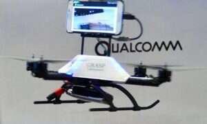 Autonomiczny dron, którego mózgiem jest smartfon