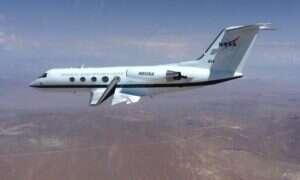 Samolot z zakrzywianymi skrzydłami przeszedł fazę testów!