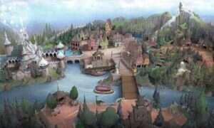 W Tokyo DisneySea powstanie port z Krainy lodu