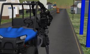 Gazebo – Matrix dla robotów