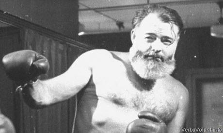 Ernest-Hemingway-boxing