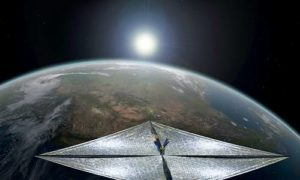 LightSail – kosmiczny żagiel znajduje się w fazie testów
