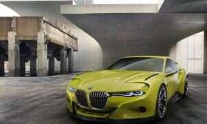 BMW chwali się nowym 3.0 CSL Hommage