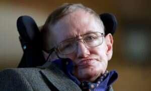 Stephen Hawking zdradza swoją opinię na temat AI