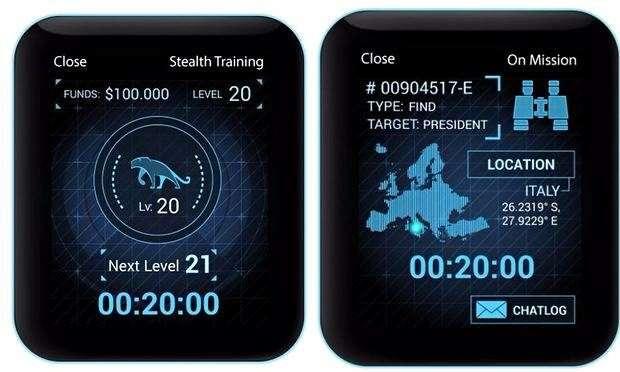 Spy_Watch for Apple Watch by Bossa.