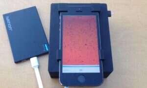 iPhone, wynajdujący pasożyty we krwi, będzie ratował życia w Afryce