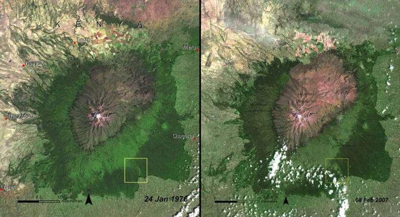 deforestation-of-mount-kenya-forest-kenya-1976-vs-2007
