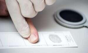 Nowy test wykryje użycie narkotyków na podstawie jednego odcisku palca