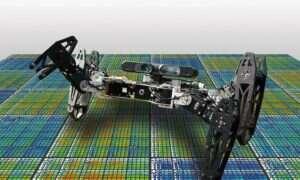 Roboty uczą się adaptacji w przypadku uszkodzeń