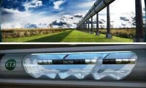 Na dniach rozpocznie się budowa prototypowego toru Hyperloop