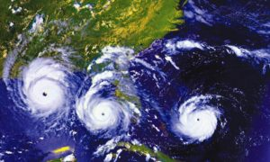 Najdłuższy okres w historii USA bez dużych huraganów. Zmiany klimatyczne, czy szczęśliwy traf?