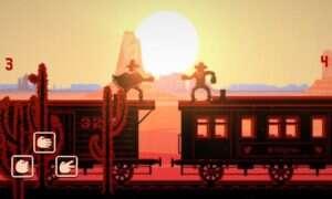 Gra w kamień-papier-nożyce osadzona w realiach westernu. Czemu nie?